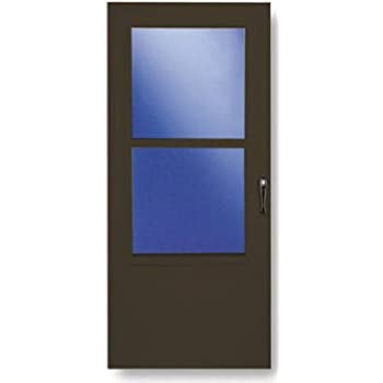 Larson 029831u 298ss 32 Quot White Storm Door Amazon Com