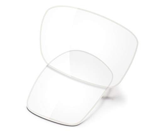 Saucer Premium Replacement Lenses for Oakley Holbrook OO9102 Sunglasses High Defense - HD ()