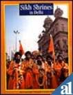 img - for Sikh Shrines in Delhi book / textbook / text book