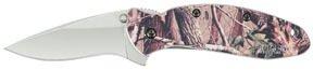 Kershaw Knives 1620C Ken Onion Camo Scallion Folding Knife w/SpeedSafe