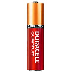 Replacement For QU2400BKD DURACELL QUANTUM AAA BULK CASE OF 144 (SIX 24 PACKS) Battery