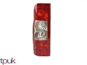 Transit Parts UK TPUK-1526 Back Rear Light Lens Lamp Passenger Left Side