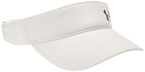 Under Armour Damen Sportswear - Cap UA Fly Fast Visor, White, One size