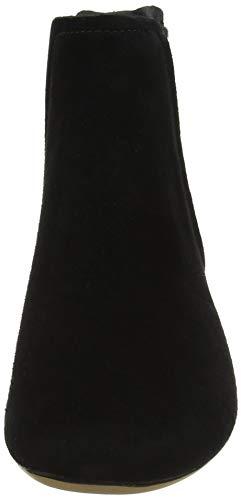 black Clarks Orabella Noir Femme Ruby Sde Botines wrwXqv8ax