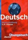 Deutsch. Rechtschreibung. 5./6. Klasse. (Lernmaterialien) pdf epub