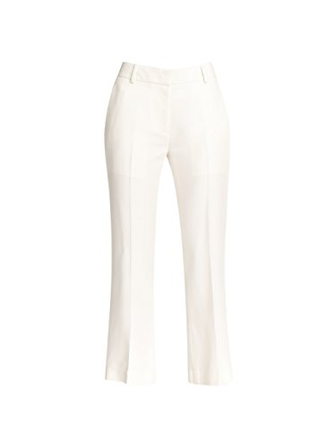 3.1 Phillip Lim White Cropped Flare Pant 4 (Lim Trousers 3.1 Phillip)