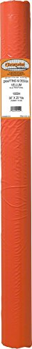 Crafts Paper Vellum - Clearprint 1000H Design Vellum Roll, 16 lb, 100% Cotton, 30 Inches W x 20 Yards Long, 1 Each (10101139)