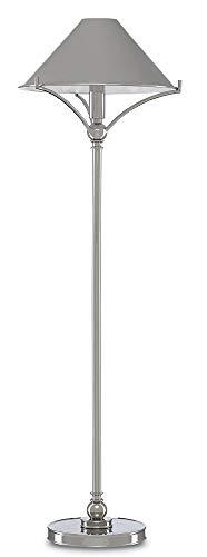 Currey & Company Lighting Maarla Nickel Table Lamp ()