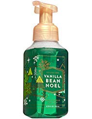 (Bath and Body Works VANILLA BEAN NOEL Gentle Foaming Hand Soap 8.75 Fluid Ounce (2018 Edition))
