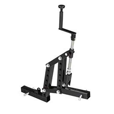 Impact Implements 1-Point Lift System for ATV/UTV with 2  Receivers