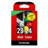 INK 23/24 BLACK COLOUR MULTIPACK