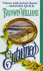 Front cover for the book Entwined by Bronwyn Williams