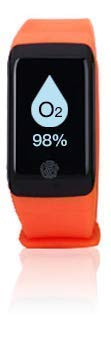 BuzzyWatch - Potty Watch & Activity Tracker (Orange)