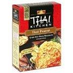 Thai Kitchen Thai Peanut Stir-Fry Noodle ( 12x5.3 OZ)