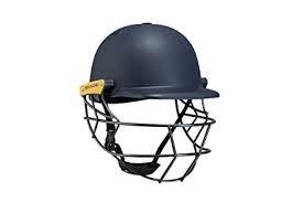 MASURI Light Weight Complete Head Protector Cricket Headguard/Gear Helmet