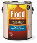 Flood/Ppg Architectural Fin FLD566-01 Premium Penetrating Wood Finish, Cedar, Gallon - Quantity 1