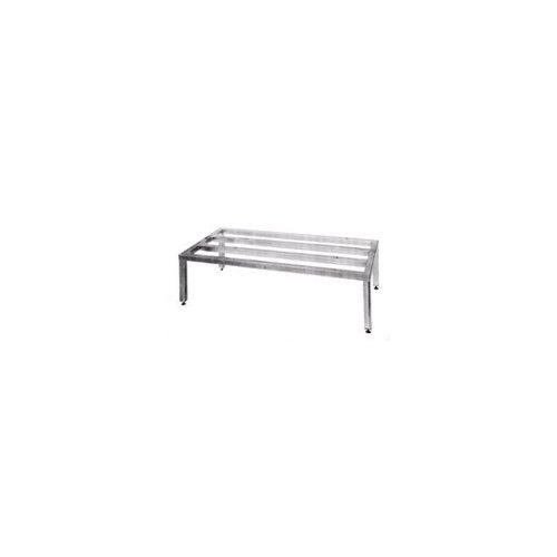 Aluminum Dunnage Rack, 18 x 60 x (Alum Dunnage Rack)