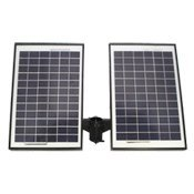 SP02 Auxiliary 20w Solar Panel Kit (For Balmoral - Lamp Balmoral