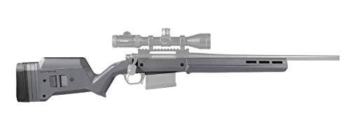 Magpul Hunter 700L Remington 700 Long Action Stock, Gray (Remington 700 Box Magazine Conversion Short Action)