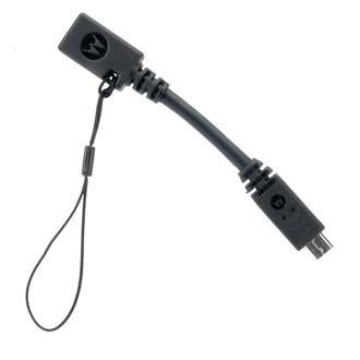 Motorola RAZR2 V8 / V9 EMU / Micro USB Adapter [OEM] SKN6252 (Charger Motorola V8)