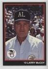 Larry McCoy (Baseball In the offing) 1988 T & M Umpires - [Base] #10
