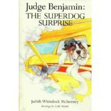 img - for Judge Benjamin, the superdog surprise book / textbook / text book