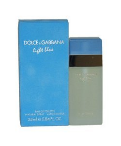 Dolce & Gabbana Light Blue Ladies EDT Spray, 0.84 - New Dolce Gabbana Collection And