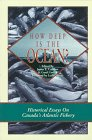 How Deep Is the Ocean?: Historical Essays on Canada's Atlantic Fishery