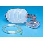 Mada Equipment Company Bag Mask Resuscitator - Adult - Model 1432 - Each