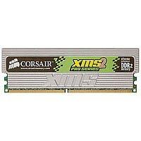 (CORSAIR XMS PRO 2GB ( 2 X 1GB ) PC2-6400 800MHz 240-pin DDR2 Dual Channel Memory Kit)
