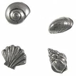 product image for Jim Clift Design Seashells Pushpins