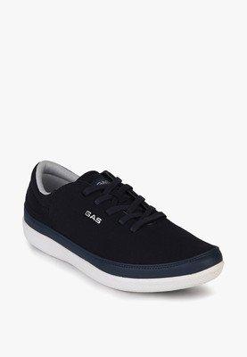 Buggie Navy Blue Casual Sneakers