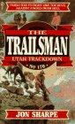 Utah Trackdown, Jon Sharpe, 0451185382