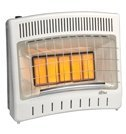 Gas Fired Products SC30T-1-NG SunStar Large Infrared ()