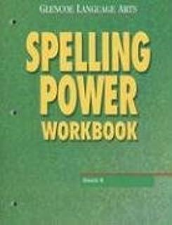 Worksheet Spelling Power Worksheets grammar and language workbook grade 7 pdf download writer s amazon glencoe arts spelling power 7