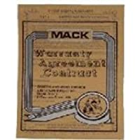 Mack 3-Year World Wide Warranty