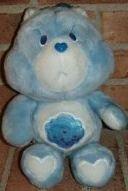Vintage Care Bears - Vintage Care Bears Plush 13