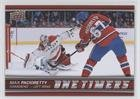 Max Pacioretty (Hockey Card) 2015-16 Upper Deck - One Timers #1T-MP