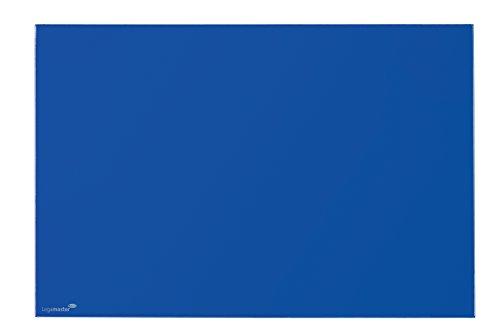 Legamaster 40 x 60 Coloured Glassboard - Blue by Legamaster