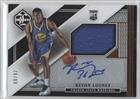 Kevon Looney #78/99 (Basketball Card) 2015-16 Panini Limited - Rookie Jersey Autographs #RJA-KL
