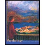 Psychology in Modules and I-Clicker, Myers, David G. and Holtzbrinck, 0716778149
