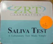 Saliva Hormone Test - Female (2 Hormone Test Kit)