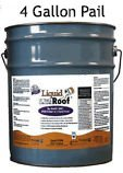 Liquid Roof Rv Roof Coating & Repair 4 Gallon Pail