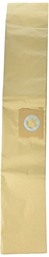 Stanley 19-3101 9-12 Gallon Disposable Filter Bag for Wet/Dry Vacuums, 3-Pack