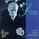 Sviatoslav Richter plays Bach, Haydn, Beethoven (1994) by Live Classics