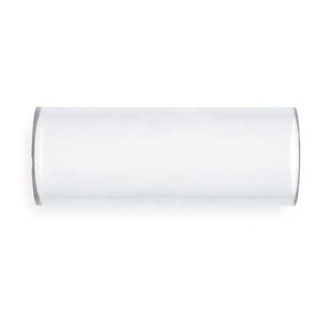 Pipe, Schedule 40, PVC, 2 In, 8 Feet Long