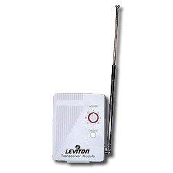 Leviton DHC RF Remote Control Transceiver X10 6314-W