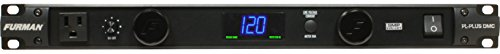 Furman Pl Plus Dmc Power Conditioner With Voltmeter   Ammeter