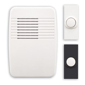 Utilitech Wireless Plug-in Door Chime Kit