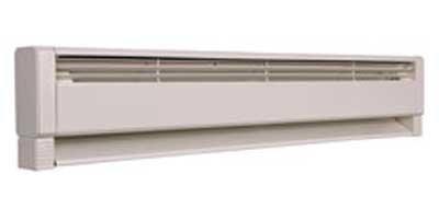 Marley HBB758 Qmark Electric//Hydronic Baseboard Heater